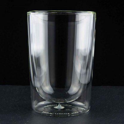hochwertiges mundgeblasenes Borosilikat-Glas
